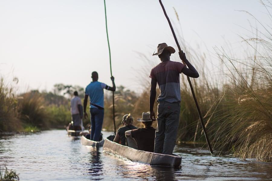 Okavango Delta Mekoros