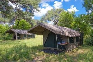 Mobile Safari Tent